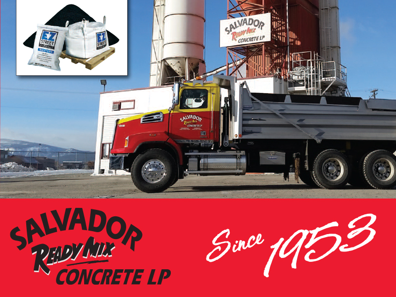 Join us for a product demonstration at Salvador Ready Mix Concrete in Cranbrook.