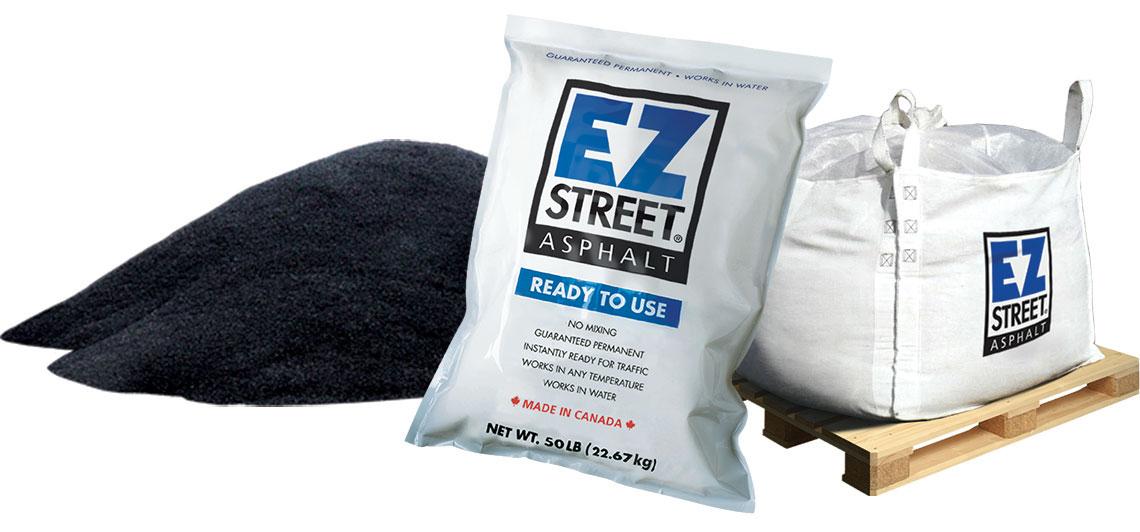 Product Details Ez Street Canada Cold Asphalt Technology